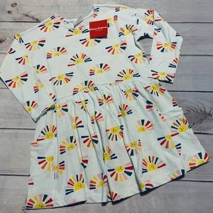 Hanna Andersson Dresses - NWT Hanna Sunshine & Rainbows Dress